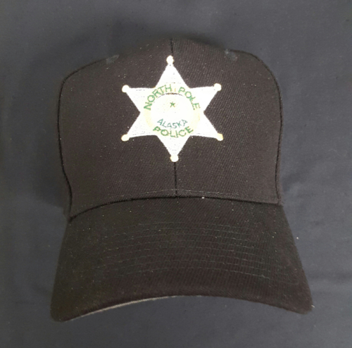 North Pole Police Ball Cap